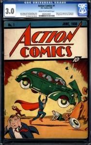 "Action Comics"" #1"