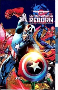 Captain America: Reborn #6 of 6