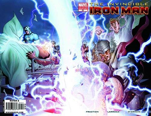 Invincible Iron Man #21