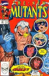"""New Mutants"""" #87"""