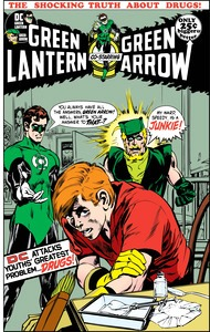 Green Lantern and Green Arrow
