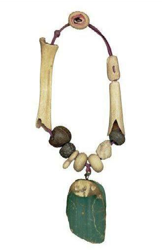 """Owl necklace"""" by Pablo Picasso and Francoise Gilot."""