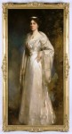 An American School oil-on-canvas (lined) portrait of a lady (circa 1900), with illegible signature, will also be on auction.