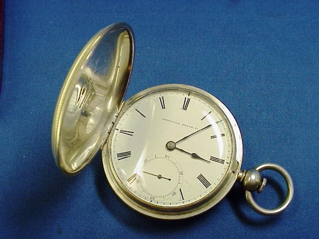 This watch, Waltham P.S. Bartlet made in 1864, a genuine relic of the U.S. Military Telegraph Corps and really belongs in a museum devoted to the history of communications and telegraphy. It is by pure chance that I have the great fortune and honor to own this fine watch.
