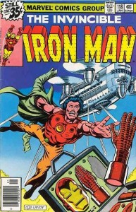 Iron Man vol. 1 #118