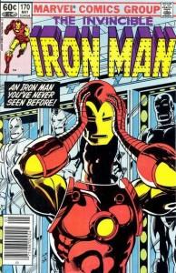 Iron Man vol. 1 #170