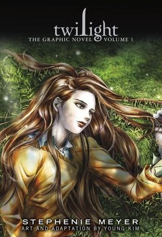 Twilight Manga Graphic Novel