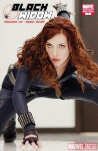 Black Widow variant.