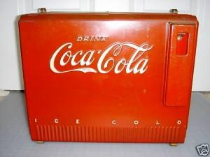 Coca-Cola Sample Ice Chest