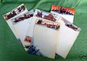 World War Two Paper Memorabilia