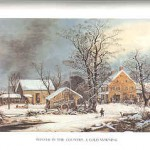 "WorthPoint member John S. wanted to find out if his copy of Currier & Ives' ""New England Winter Scene"" was an original or a copy, so he engaged ""Ask a Worthologist"" to get the answer."