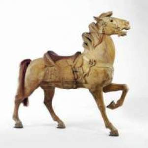 ANTIQUE CAROUSEL HORSES FOR SALE - YAKAZ FOR SALE