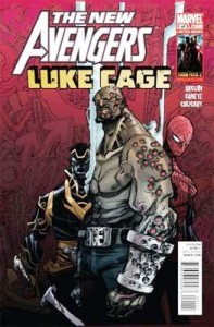 New Avengers Luke Cage #1 of 3