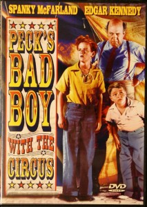 "Peck's Bad Boy with the Circus"" is available on DVD for less than $10."