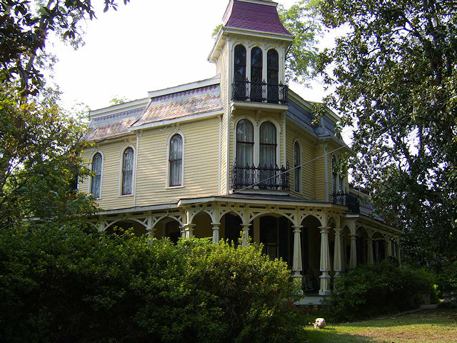 Bella Vida, a gorgeous home built in 1879 and situated on 1.87 acres, is an architectural treasure and one of only three Second Empire homes remaining in Mississippi. The two-and-a-half-story, framed structure is for sale.