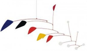 """Untitled"""" (1962), by Alexander Calder, sold at $1,314,500. Calder had three pieces rank in the top 10 in the sale."""