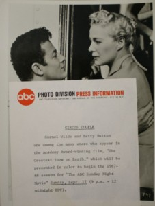 Photos provided by TV networks for their airing of the movie, including this example from ABC, are worth $5 or less.