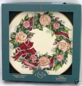 Lenox Roses of Peace