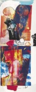 """Robert Rauschenberg's """"Trapeze"""""""