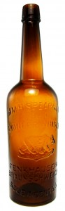 Wm. H. Spears & Co. Old Pioneer Whiskey, Fenkhausen & Braunschweiger Sole Agents
