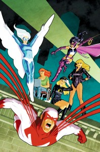 Birds of Prey #1 Chaing variant.