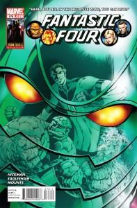 Fantastic Four #578