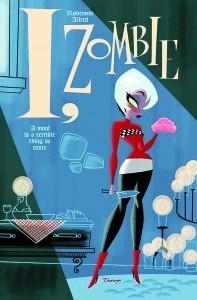 I Zombie #1 variant