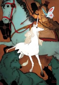 The Last Unicorn #1