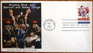 First day covers for this stamp are usually less than $5.