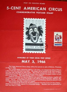 The U.S. Postal Service issues announcement sheets for new release stamps. You can find these with the stamp affixed and a first day cancellation. Prices are less than $5.