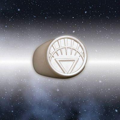 White Lantern Ring.