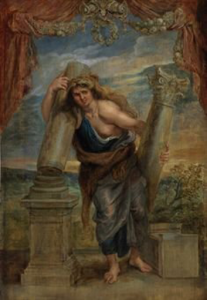 "An Allegory of Fortitude,"" by Sir Peter Paul Rubens (1577-1640) (estimate: $200,000-$300,000)."