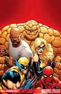 New Avengers #1 Immonen variant
