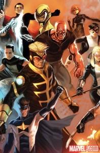 Avengers Academy #1 Djurdjevic variant
