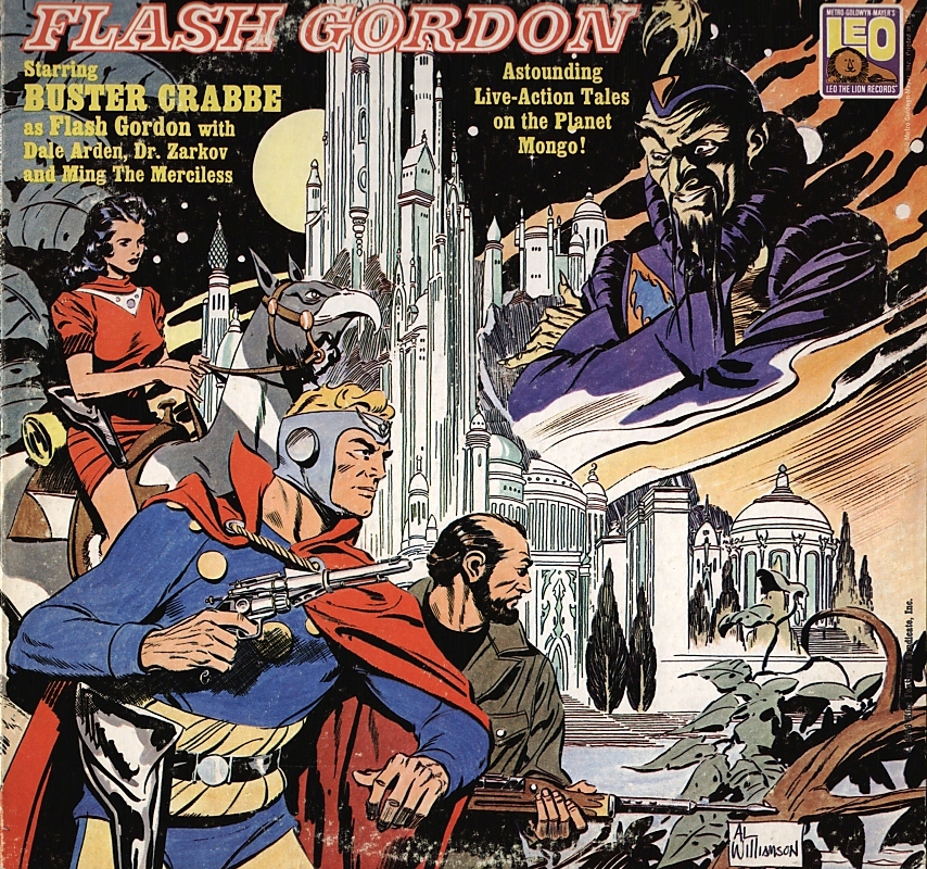 Al Williamson, one of the most important Sci-Fi comic artists of the Golden and Silver ages, known for his work on Flash Gordon, among others, passed away over the weekend at age 79.