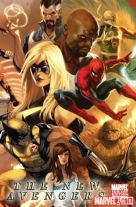 New Avengers #1 Djurdjevic variant