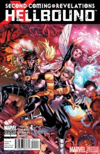 X-Men Second Coming Revelations Hellbound #1