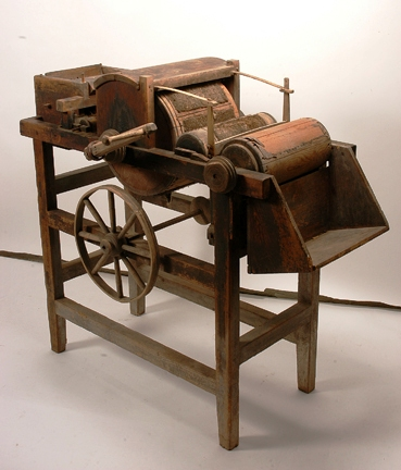 cotton gin A cotton gin is a machine that quickly and easily separates cotton fibers from their seeds, allowing for much greater productivity than manual cotton separation the fibers are then processed into various cotton goods such as linens, while any undamaged cotton is used largely for textiles like.