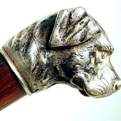 Getting A Handle On Collecting Antique Walking Sticks