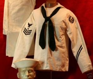 Collecting U.S. Naval Uniforms from the Second World War