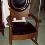 Moorish rocker