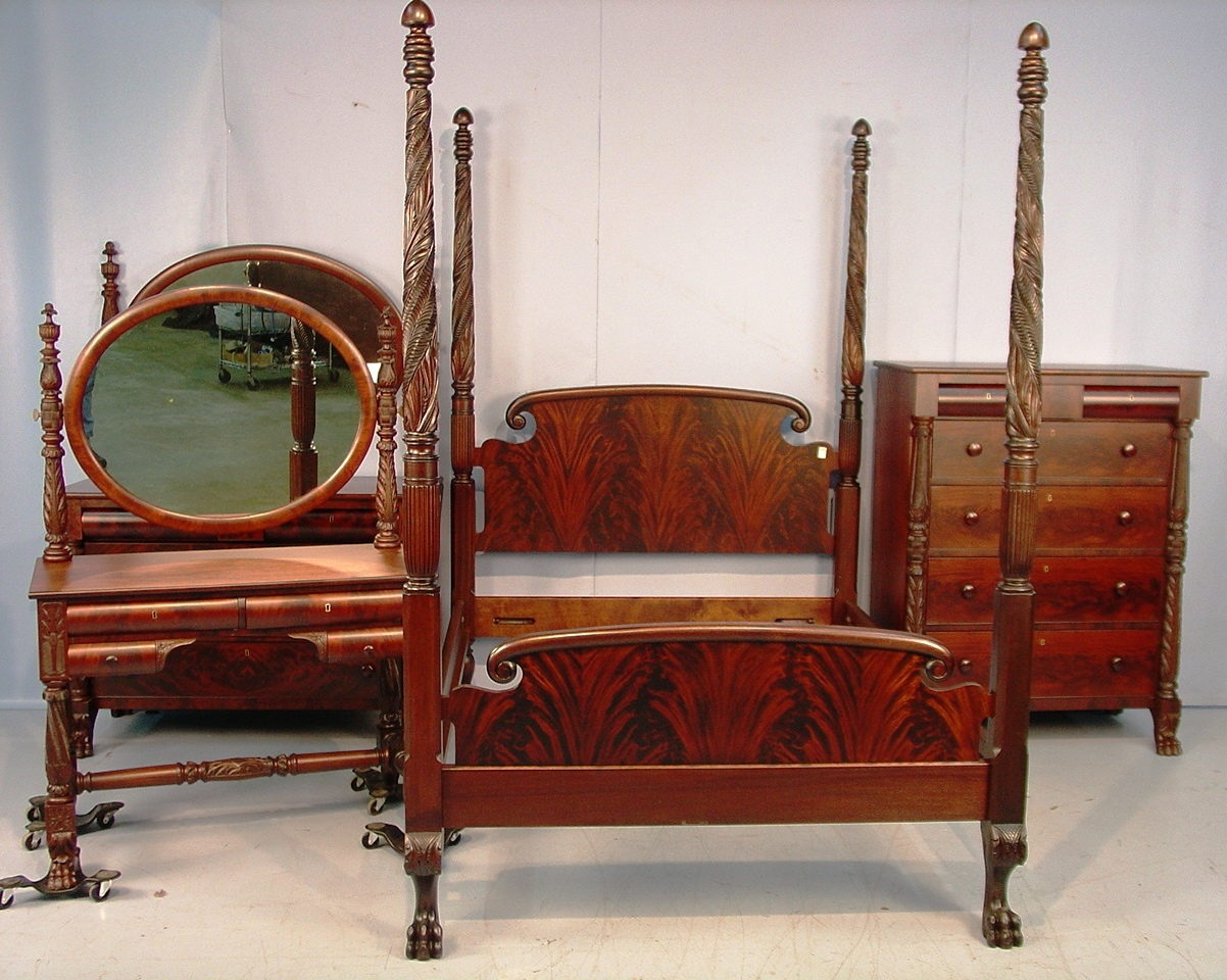 Period American Furniture to Lead Inaugural Stevens Flomaton, Ala