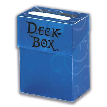 A typical deck box that does what it says on the tin.