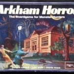arkham horror old