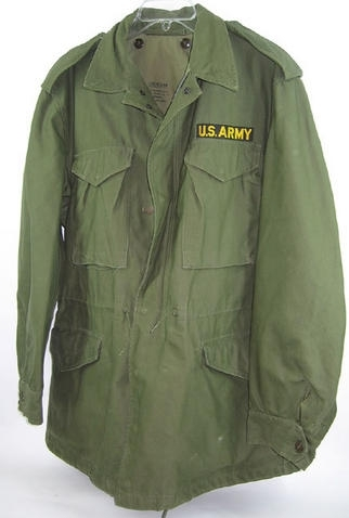 M1951 field uniform coat
