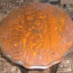 Oak table top