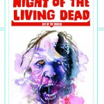 Night of the Living Dead Aftermath painted variant