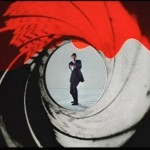 james bond gun barrel