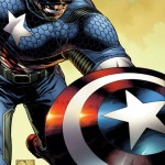 CAPTAIN AMERICA #1 QUESADA VAR NOW