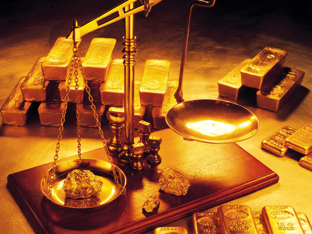 Gold is an element, its periodic chart symbol is Au and its atomic number is 79. It is yellow when it comes out of the ground and is mixed with different alloys to produce the purity or karat and colors that we see. If you want to sell your gold, you need to know how it is graded and weighed.
